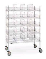 Garment Storage Rack