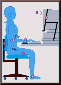 Ergonomic Seating Tips