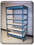 RDM Industrial Duty Shelving