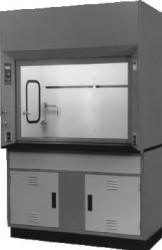 VB-MAX Laboratory Fume Hood - Airfoil Variable Volume Fume Hood