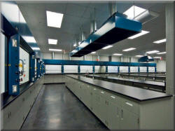 Laboratory Furniture - Steel Lab Cabinets