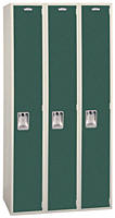 Designer Steel Locker - Single Tier Locker