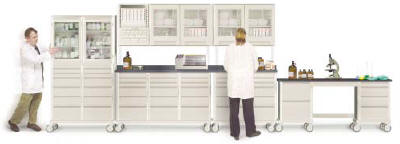 Metro Starsys Laboratory Furniture
