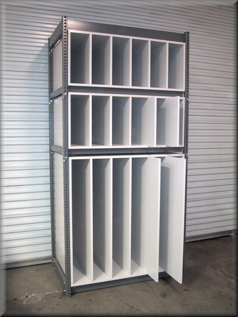 RDM Medium Duty Adjustable Shelving Unit
