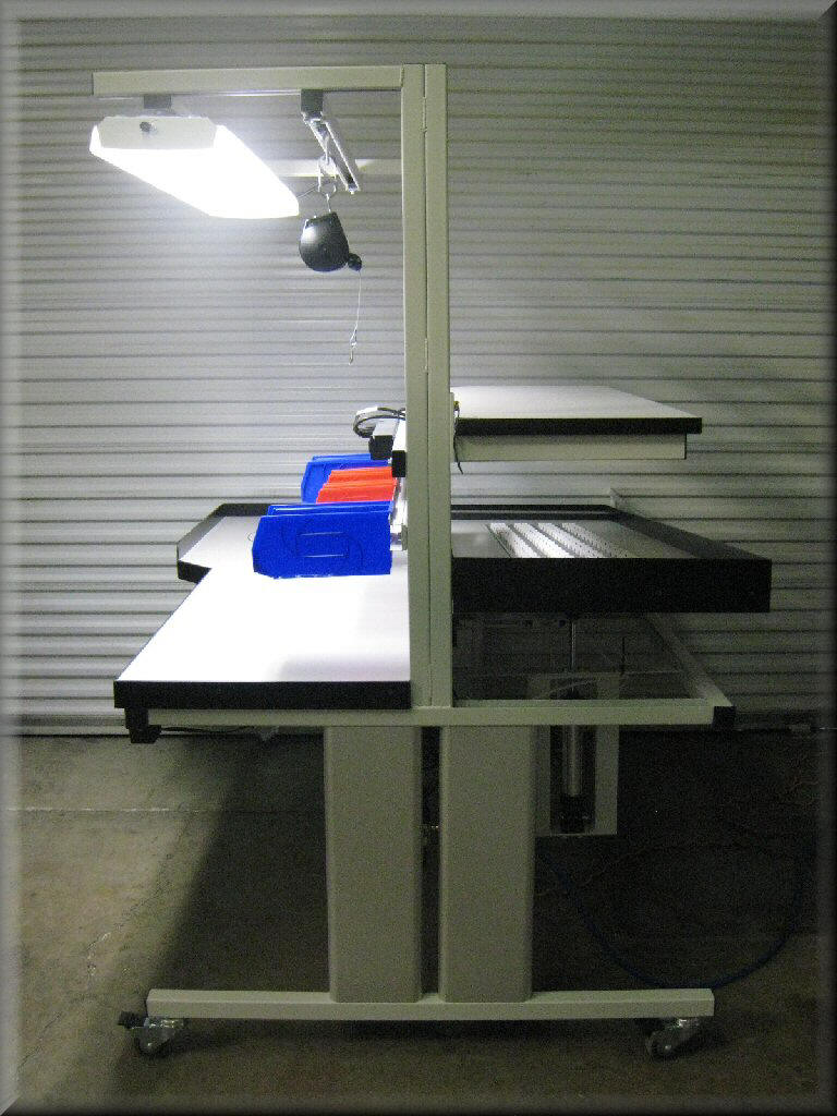 Overhead Tool Trolley and Balancer