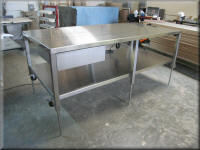 Stainless Steel Heavy Duty Lift Table