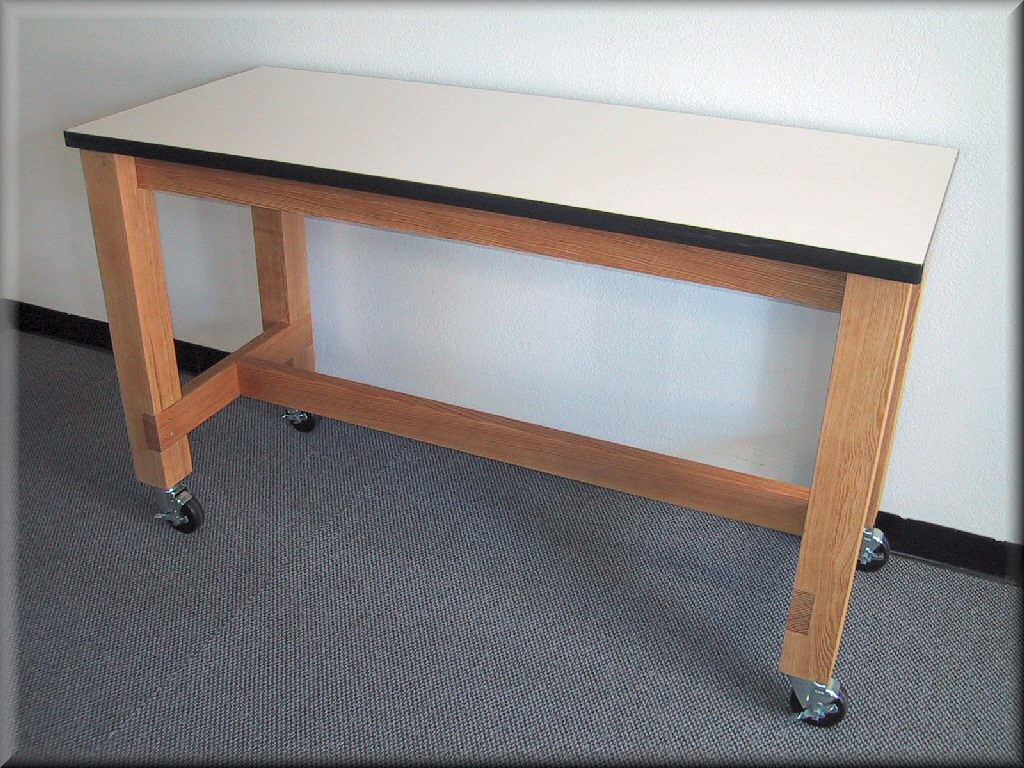 RDM WorkBench A 109P Flat Top Table