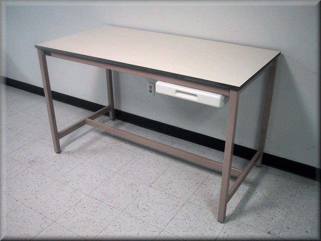 Rdm Workbench A 109p Kd Flat Top Table Knock Down