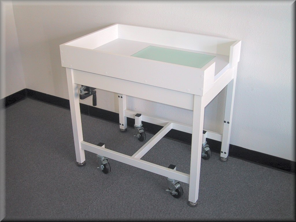 Small Light Table / Inspection Table