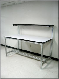 Aluminum Tech Table