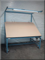 Deluxe Ergonomic Drafting Table