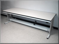 Adjustable Height Table Model i-107p-1000
