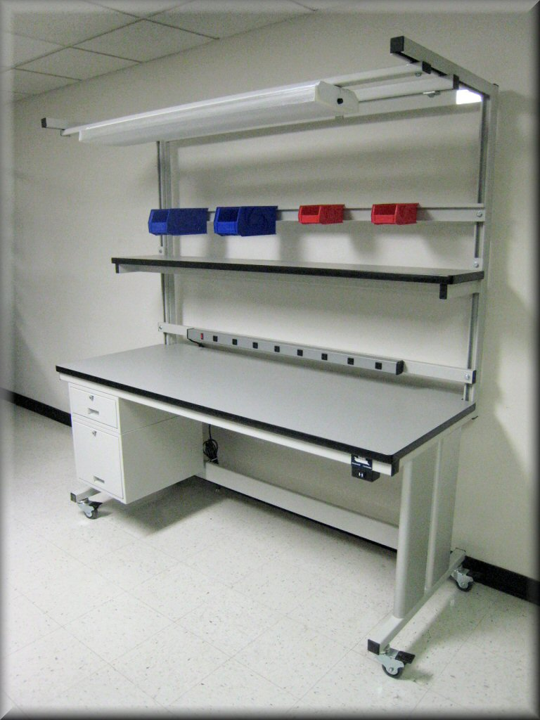 Microscope Tables At Rdm Equipment Lift Tables Model I107p