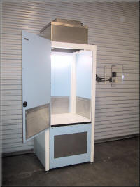 Custom 30x30 Vertical Laminar Flow Workstation