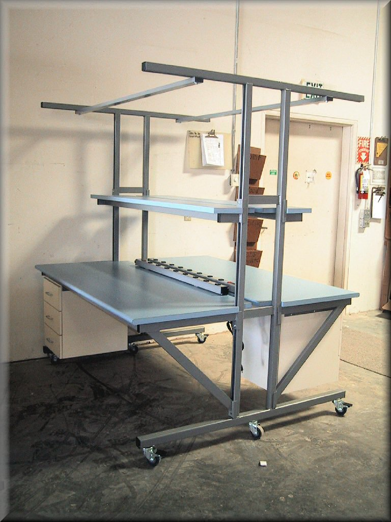 RDM - WorkBench T-101P (Double-Sided Workstation)