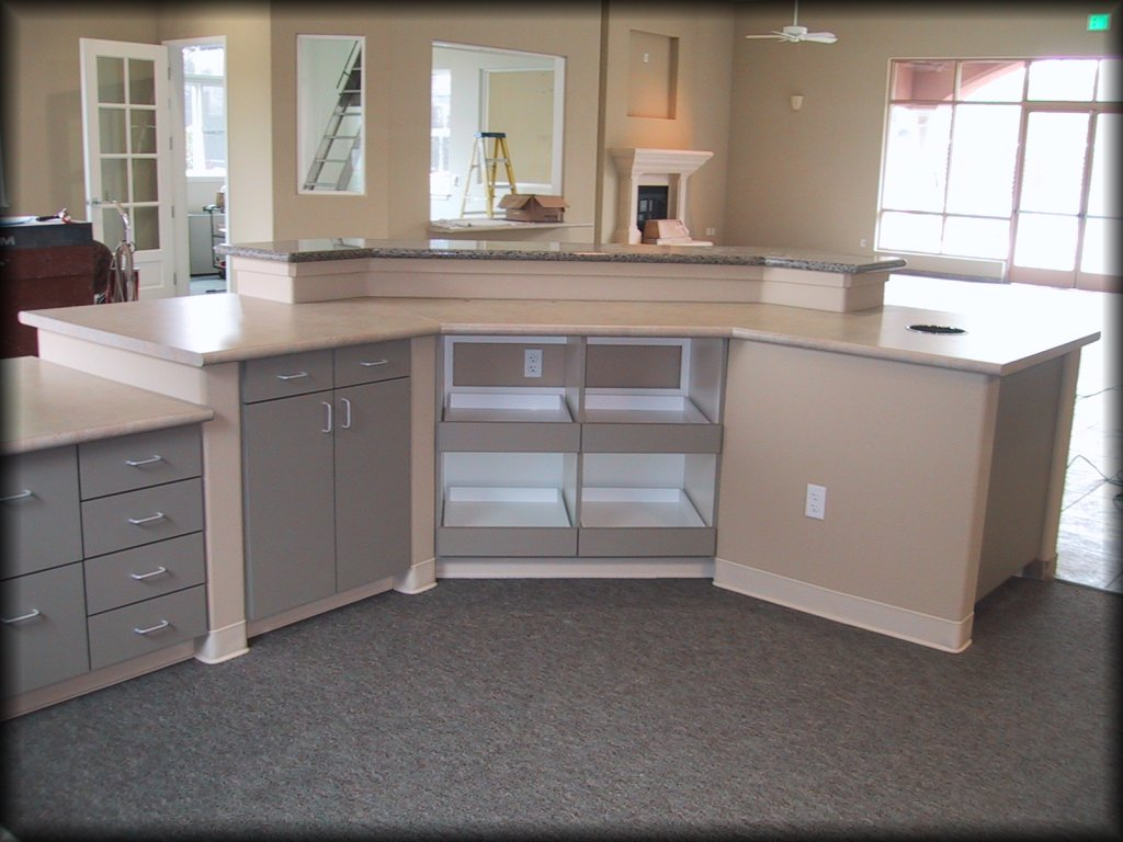 RDM - Euro-Style Cabinets Image Gallery
