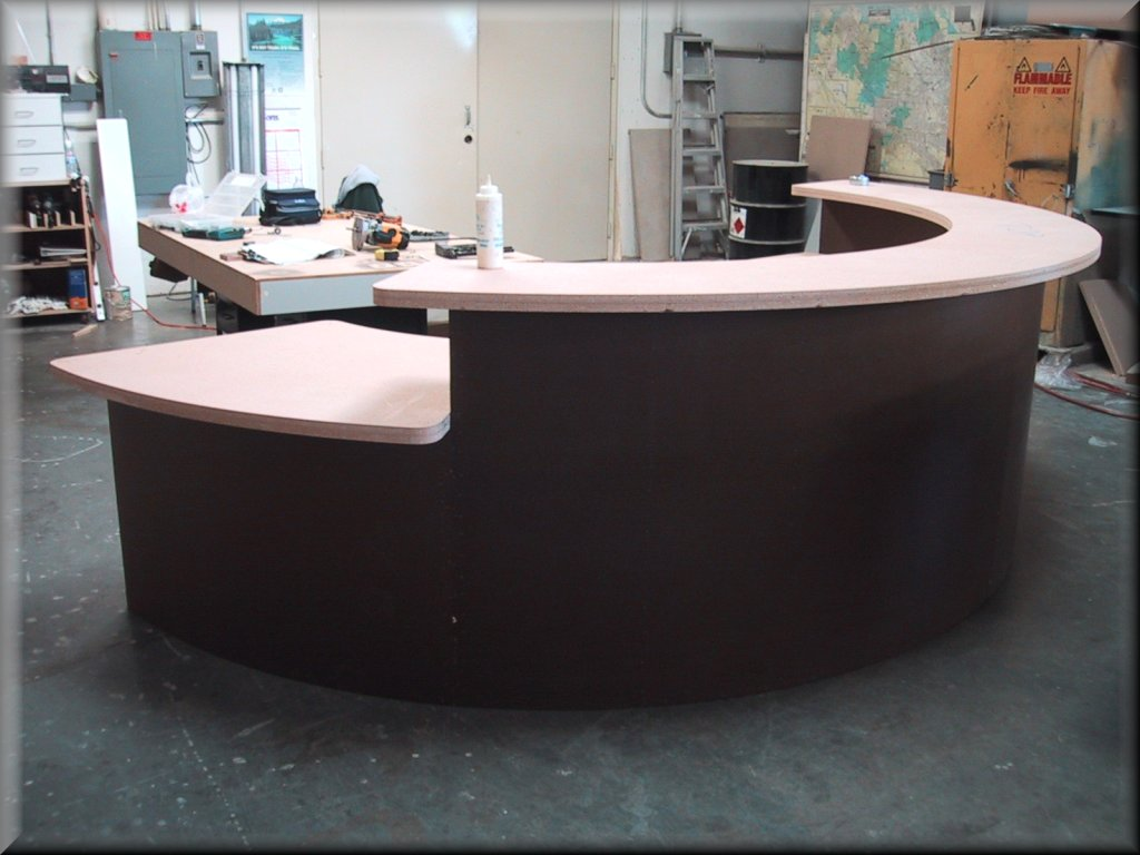 Rdm Reception Counters Image Gallery