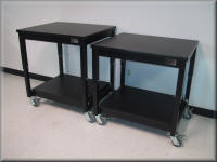 Custom Heavy-Duty Mobile Tables