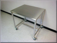 Stainless Steel Carts & Tables