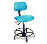 1P-K Series Economy ESD Static Control Ergonomic Chair