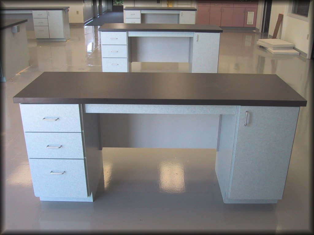 Desk Height Cabinets