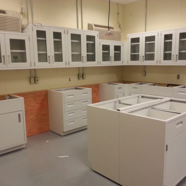RDM LAB CABINETS & CASEWORK