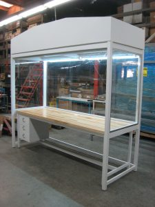 RDM Laminar Flow Hood Workstation