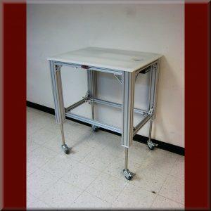 Table Model A 107p Al Ext B Aluminum Frame W Hydraulic Lift 6 8 10 12 Range 1 000 Lb Cap