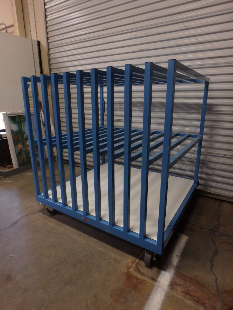 Rdm Metal Frame Carts Model Mc Pr 111p