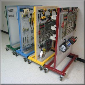 Tool & Hardware Carts