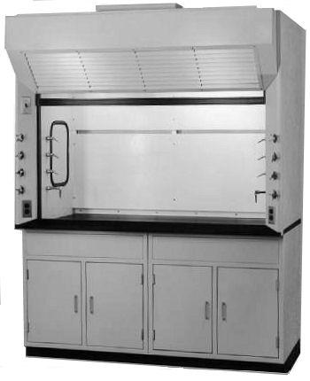 Laboratory Exhaust Fume Hood