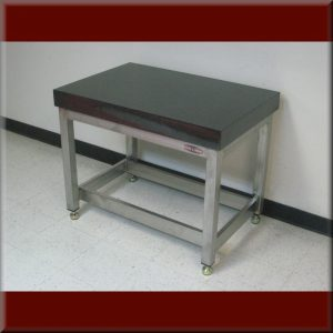 Vibration Control Tables