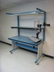 RDM Ergonomic Workstation/Lift Table