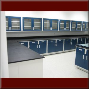 Laboratory Casework / Cabinets