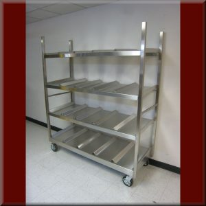 Cleanroom Shelving & Racks