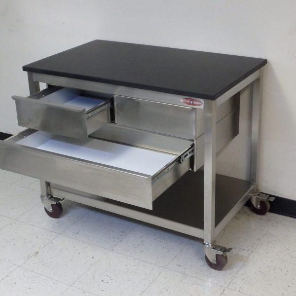 RDM Stainless Steel Cart