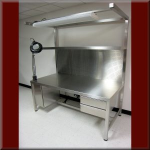 Stainless Steel Tables & Workbenches