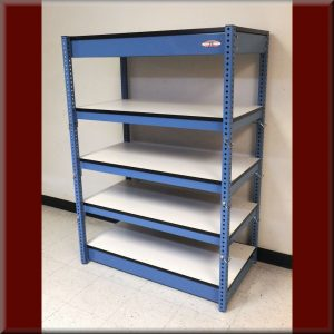Industrial-Duty Shelving Units