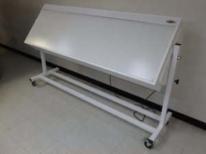 LT-100P-Tilting Light Inspection Table