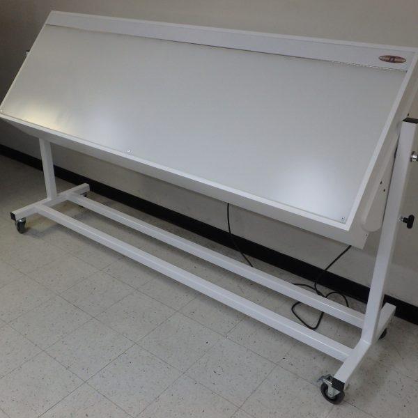 LT-100P-Tilting Light Inspection Table
