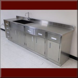 RDM Stainless Steel Casework