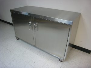 RDM Stainless Steel Industrial Furniture