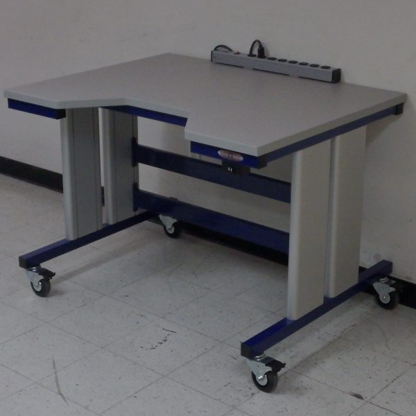 Ergonomic Lift Table i-107P-1000-REC-CSTR-02